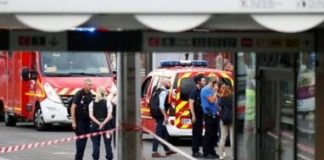 Man arrested after shots fired near mosque