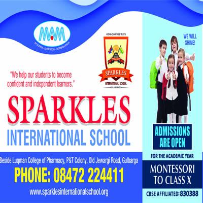 Sparkel Ad